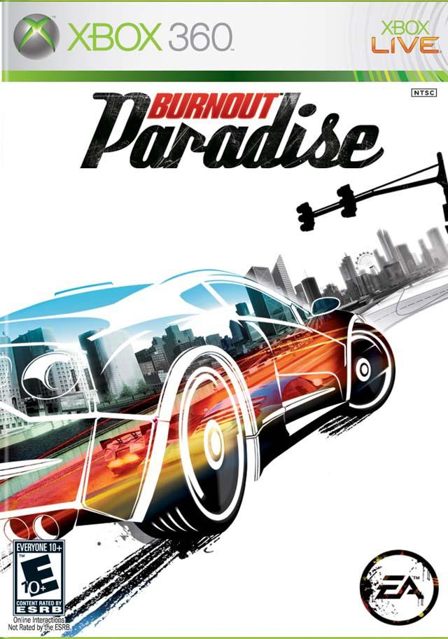 Burnout: Paradise