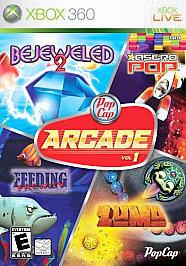 Pop Cap: Arcade Vol 1