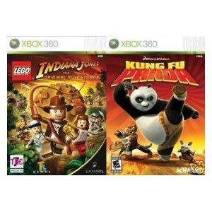 Lego Indiana Jones & Kung Fu