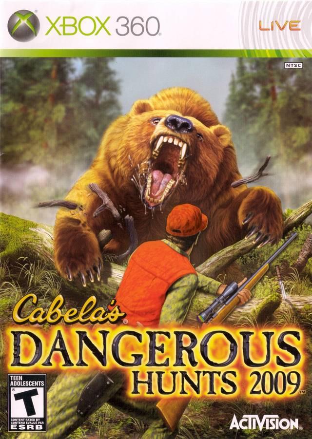Cabelas Dangerous Hunts 2009