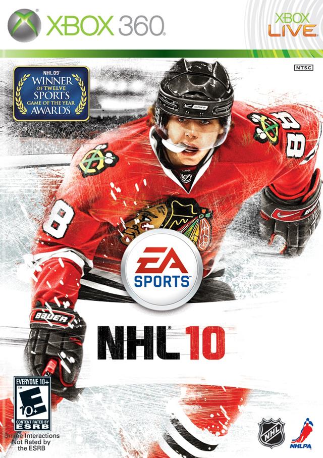NHL 2010 10