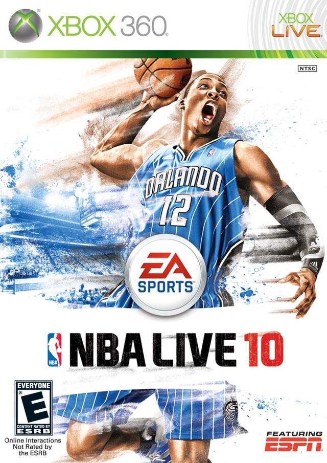 NBA Live 2010 10