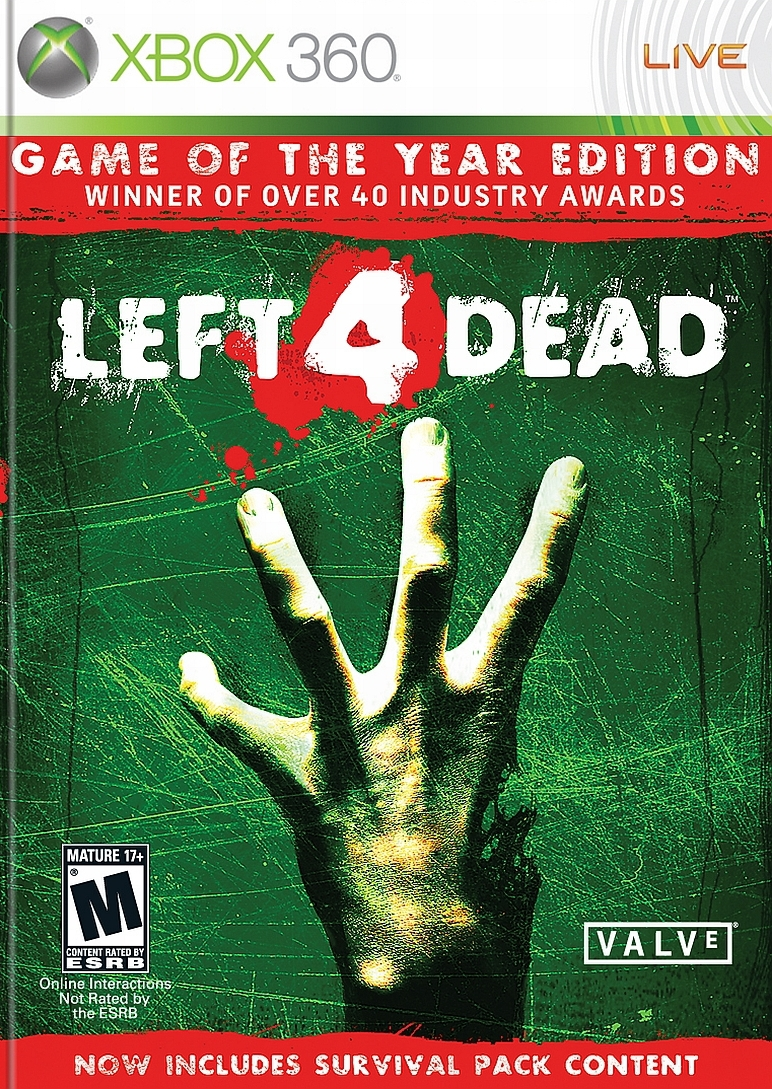 Left 4 Dead GOTY Edition