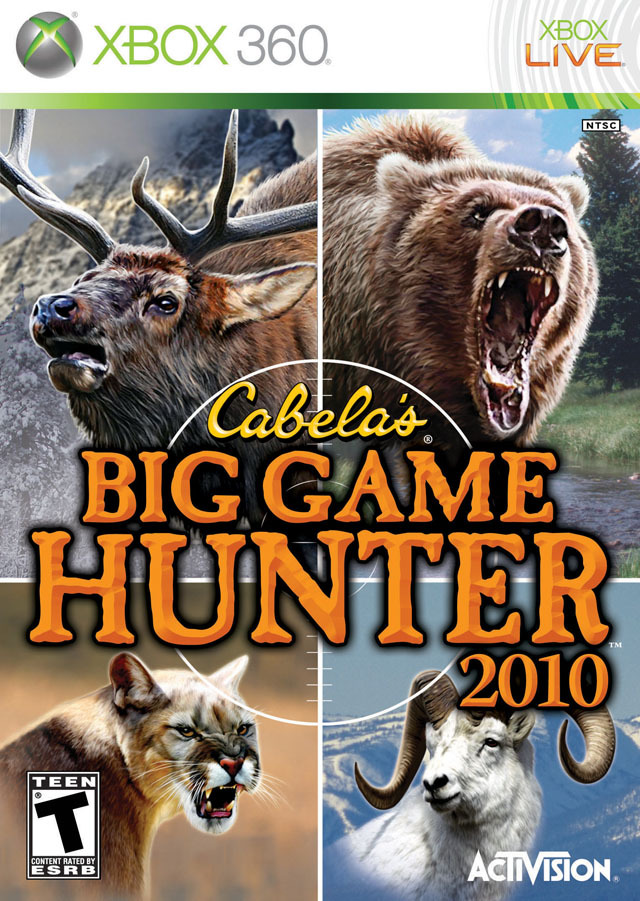 Cabelas Big Game Hunter 2010