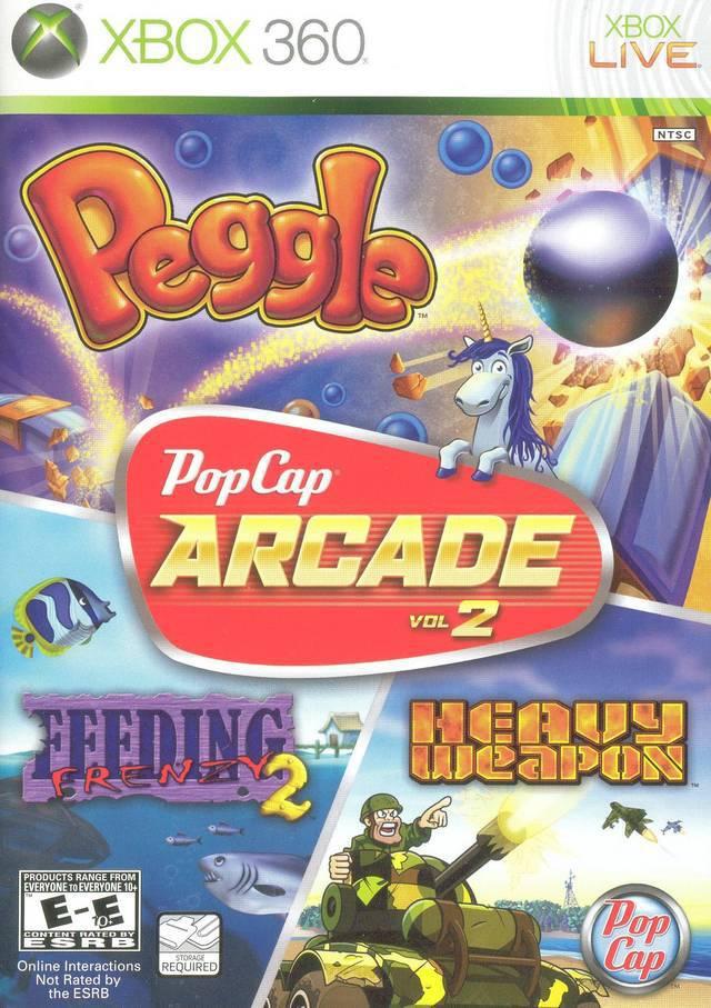 Pop Cap: Arcade Vol 2