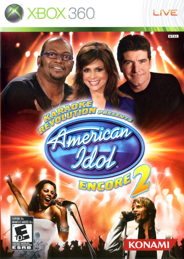 American Idol Karaoke Encore 2