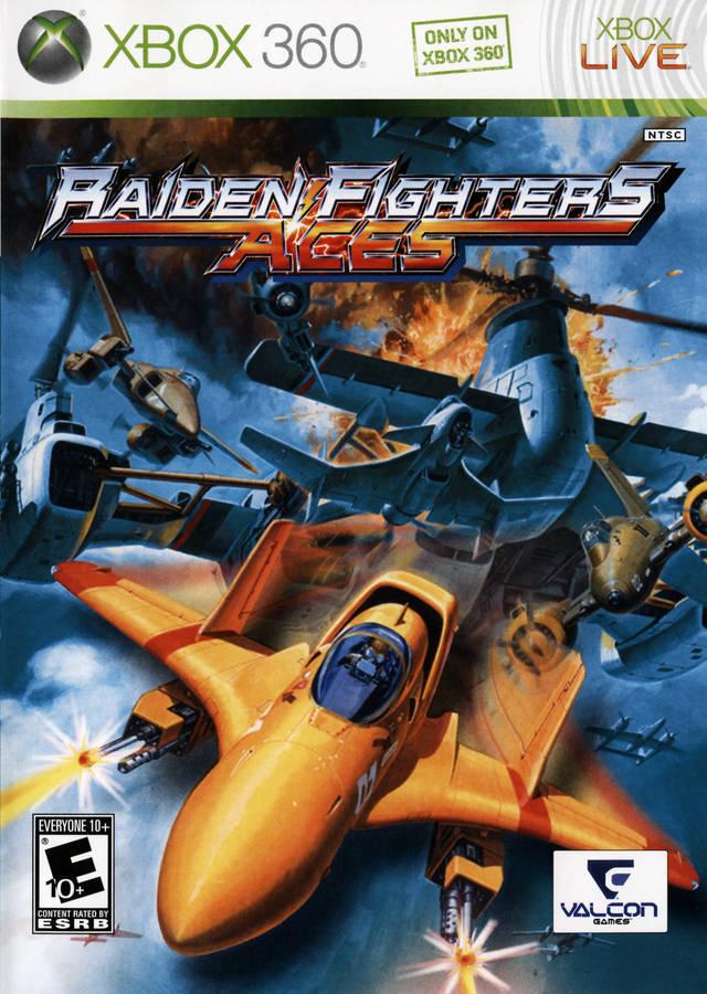 Raiden Fighters: Aces