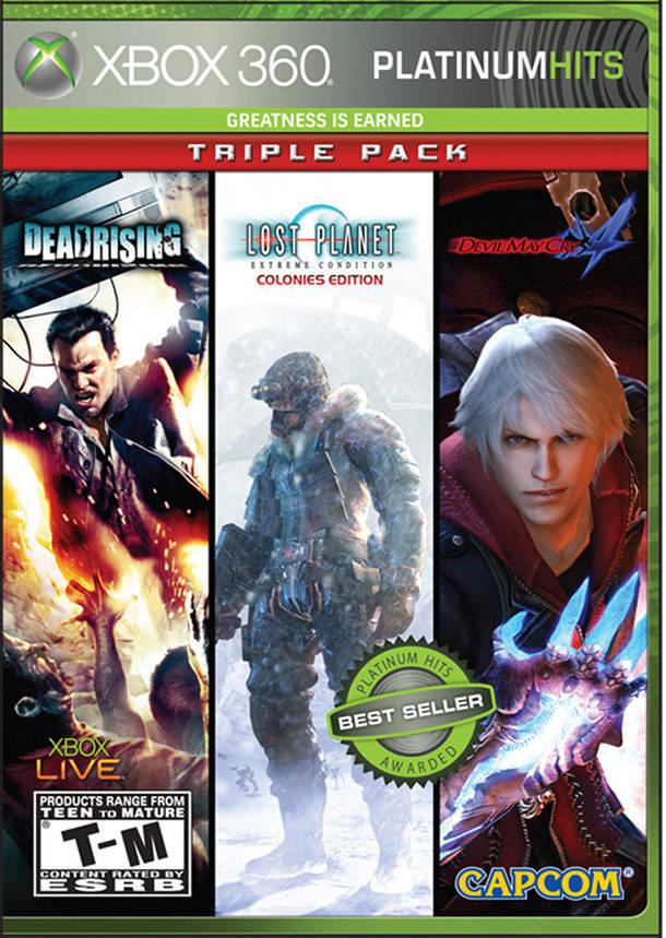 Xbox 360 Triple Pack