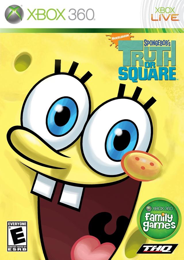 Spongebobs Truth Or Square