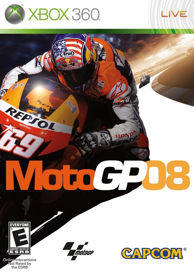 Moto GP 08 2008
