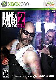 Kane & Lynch: Dog Days