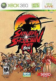 Samurai Showdown Sen