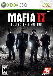 Mafia 2 Collectors Edition