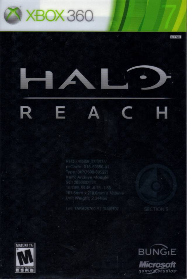 Halo Reach: Limited Edition