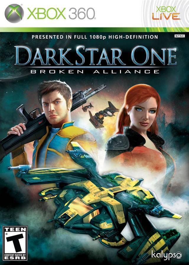 Dark Star One: Broken Alliance