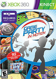 Game Party: In Motion