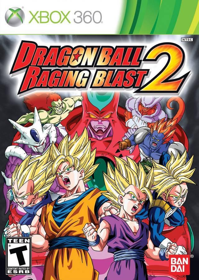 Dragonball: Raging Blast 2