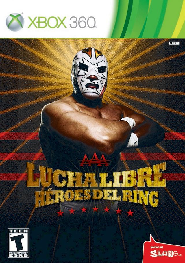 Lucha Libre: Heroes Del Ring