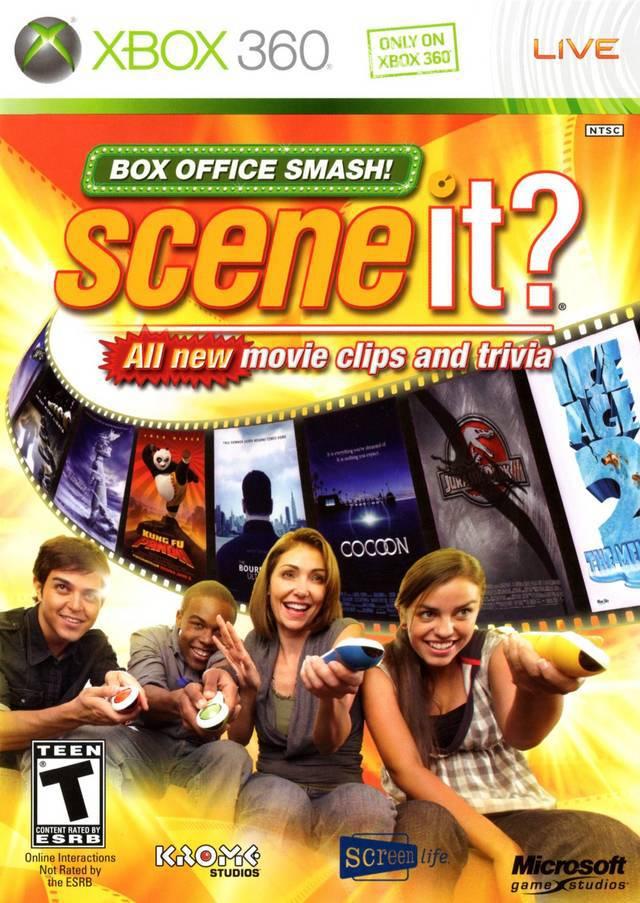 Scene It? Box Office Smash