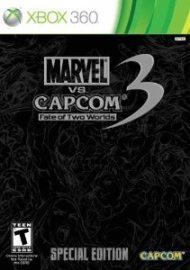 Marvel vs Capcom 3