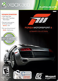 Forza 3 Ultimate Collection