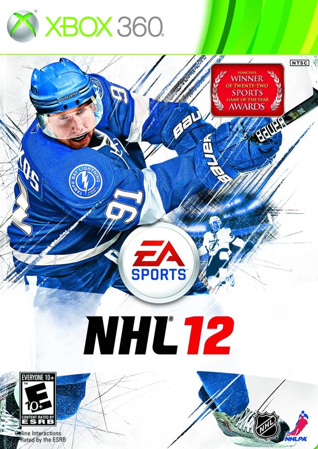 NHL 2012 12