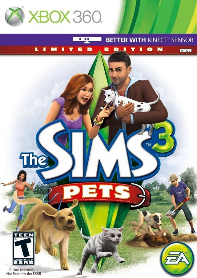 Sims 3, The: Pets