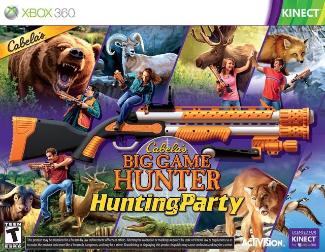 Cabelas: Big Game Hunter