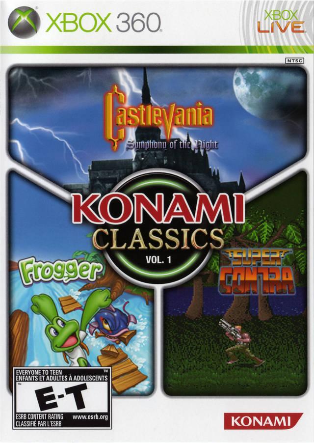 Konami Classics: Vol 1