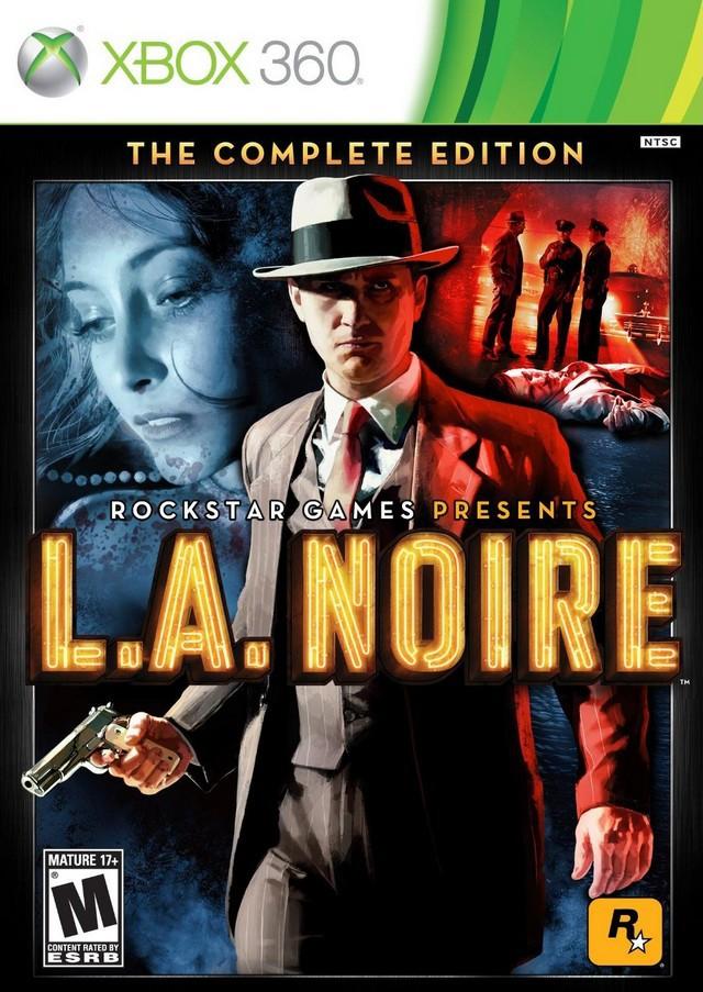 LA Noire: Complete Edition