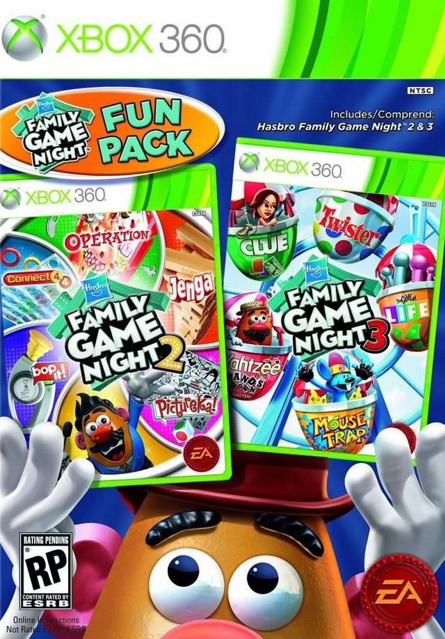 Family Game Night 2 & 3