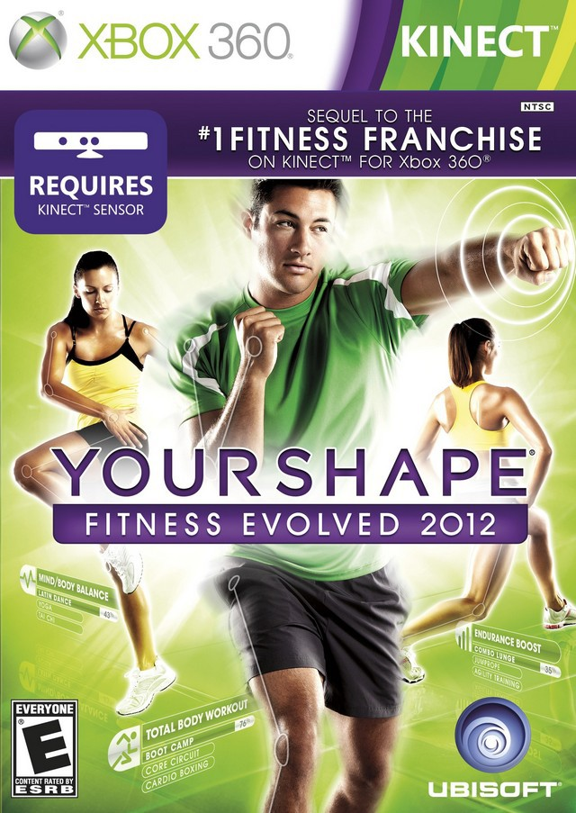 Your Shape Fitness Evolved 12