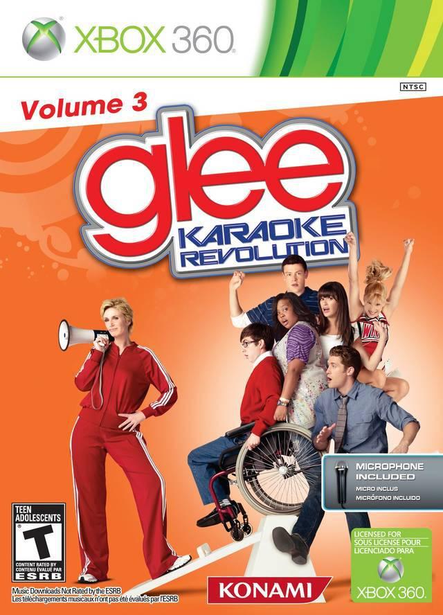Glee Karaoke Revolution Vol. 3