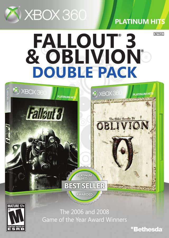 Fallout 3 & Oblivion