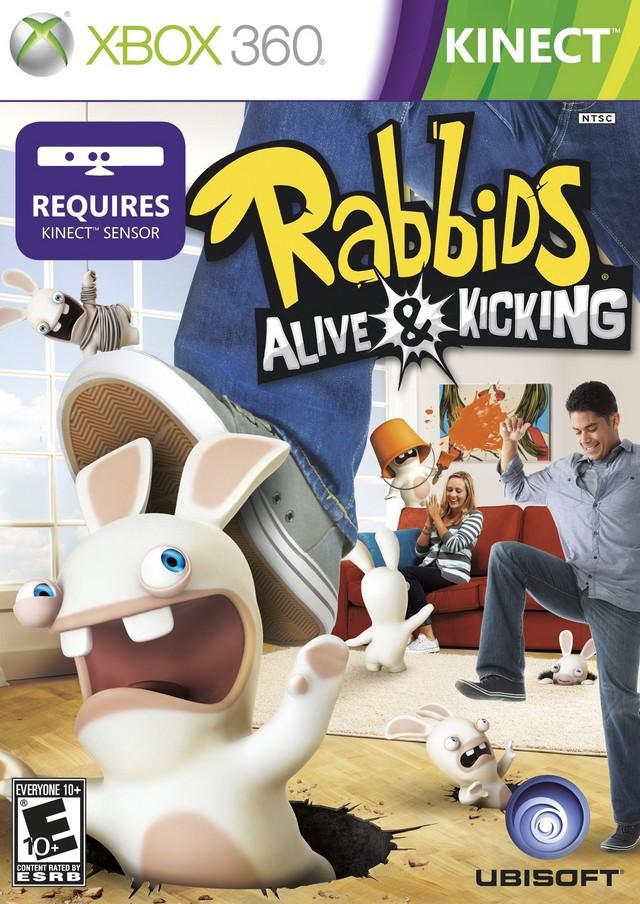 Rabbids Alive & Kicking