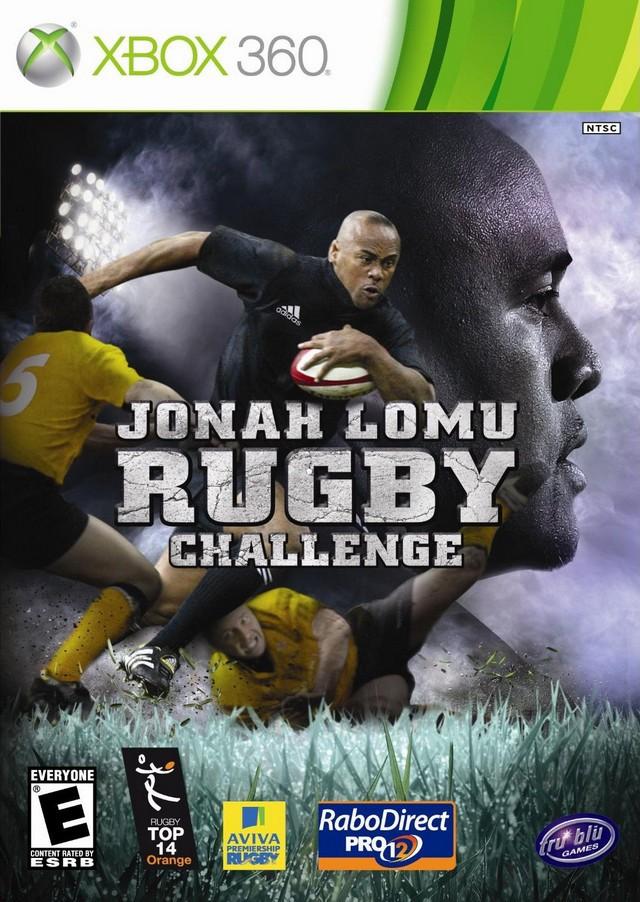 Jonah Lomu: Rugby Challenge
