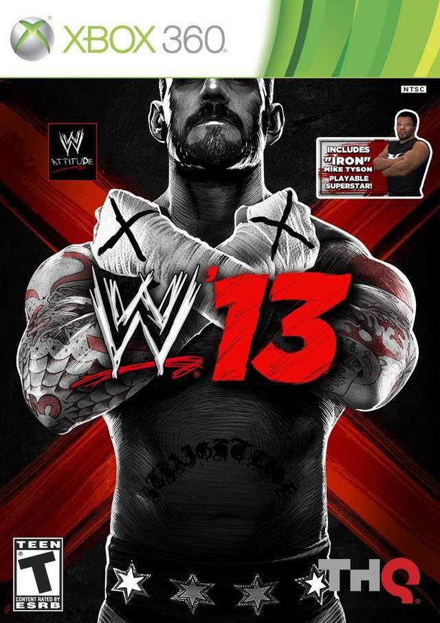 WWE: 13