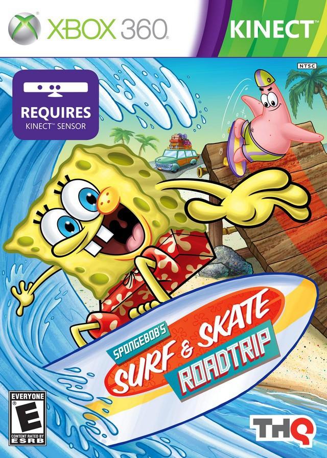 Spongebobs Roadtrip
