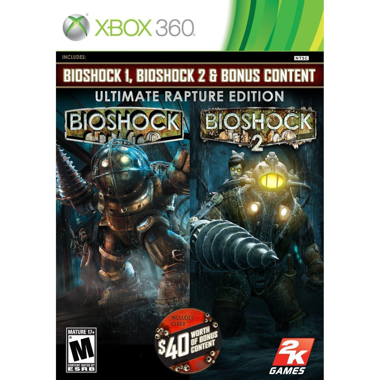 Bioshock & Bioshock 2
