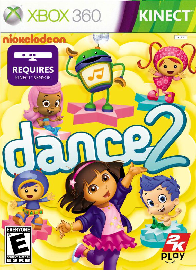 Nickelodeon: Dance 2