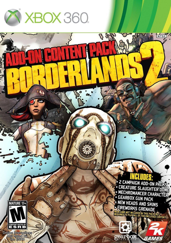Borderlands 2 Add-on Pack
