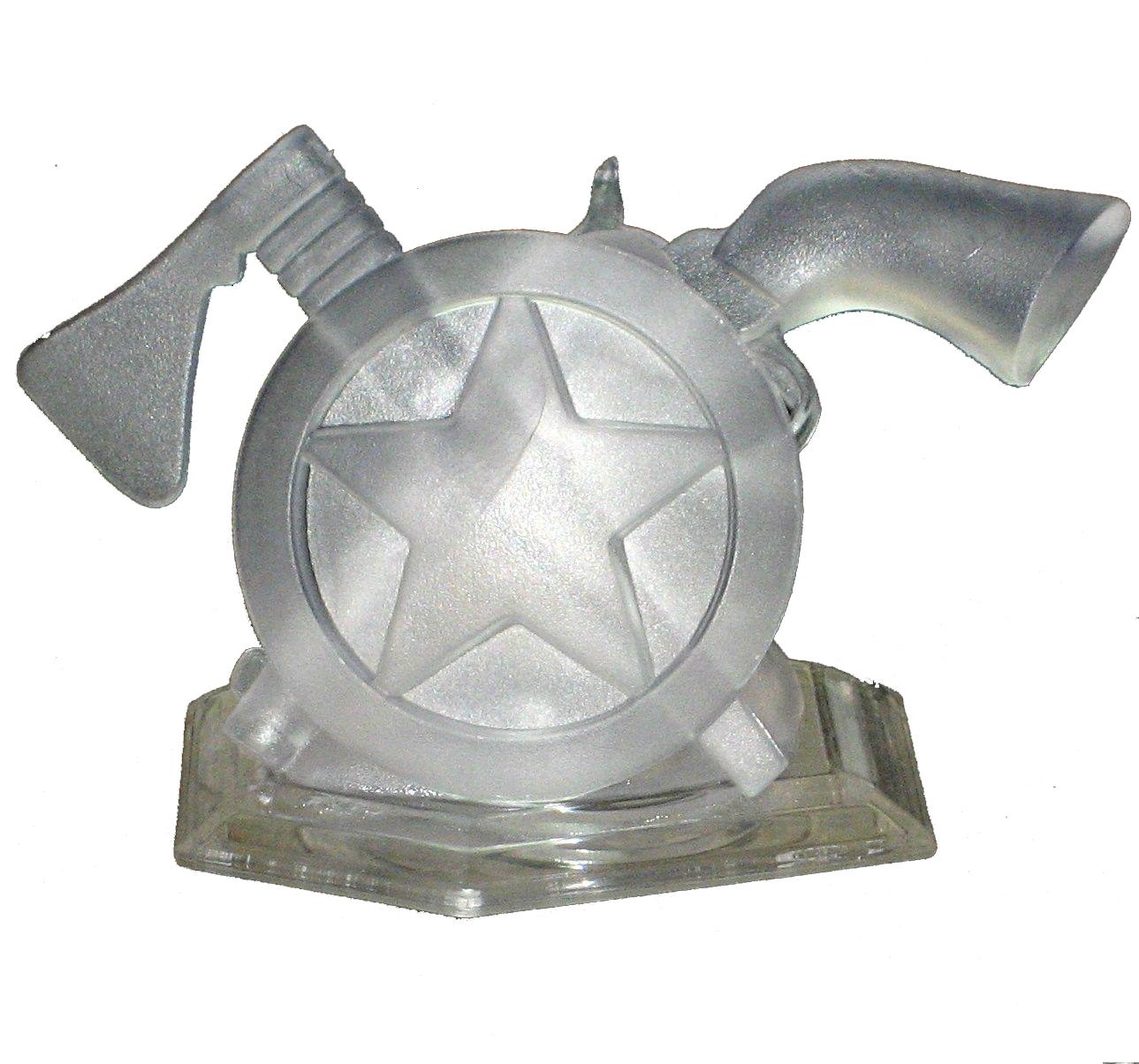 Lone Ranger Play Set Crystal
