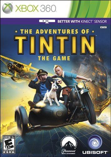 Adventures of Tin Tin, The