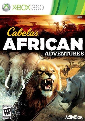 Cabelas African Adventures