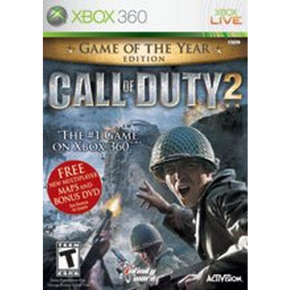 Call of Duty 2: GOTY Edition