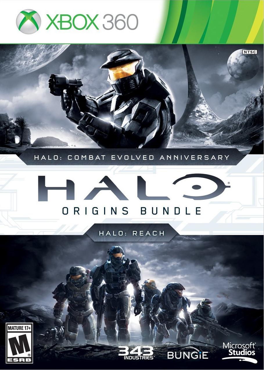 Halo Origins Bundle