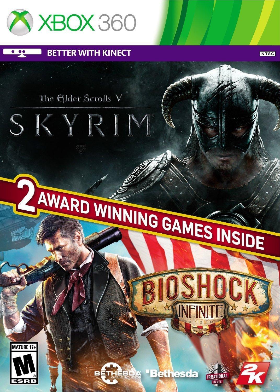 Skyrim & Bioshock Infinite