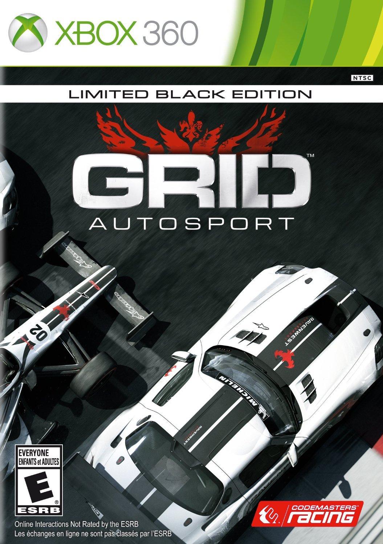 Grid Autosport: Black Edition