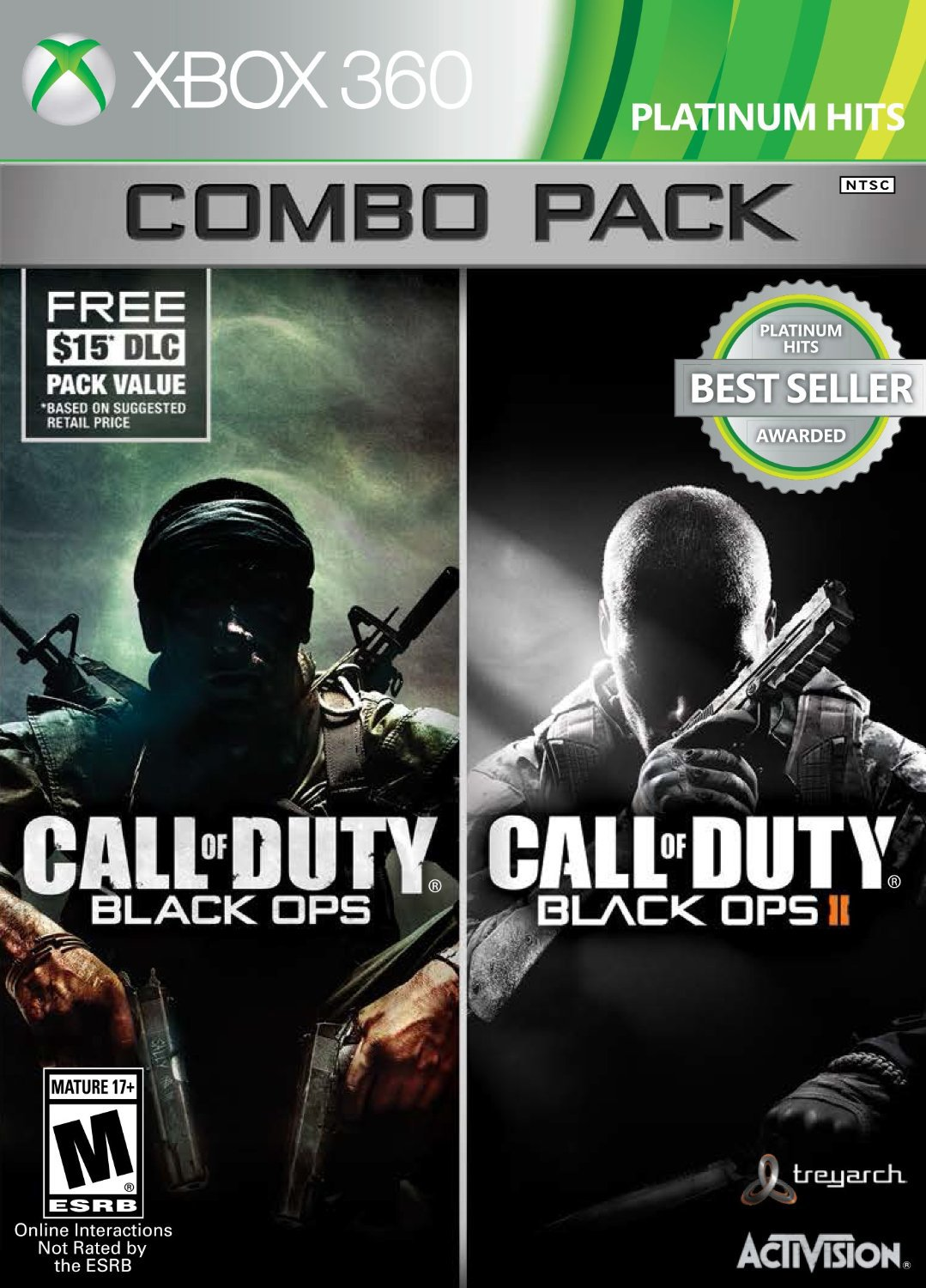 Call of Duty: Combo Pack