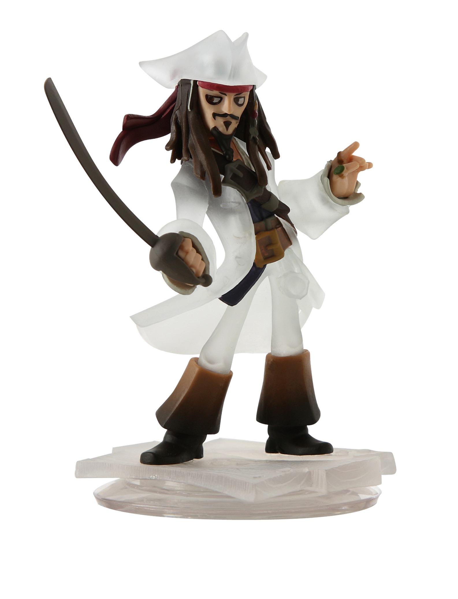 Crystal Jack Sparrow